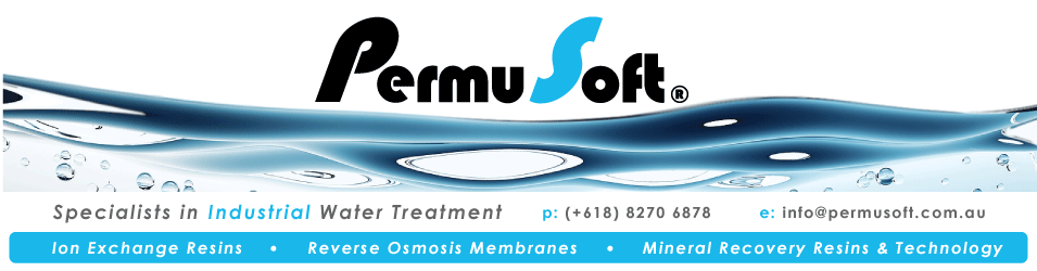Permusoft Specialists in Ion Exchange Resins and RO
